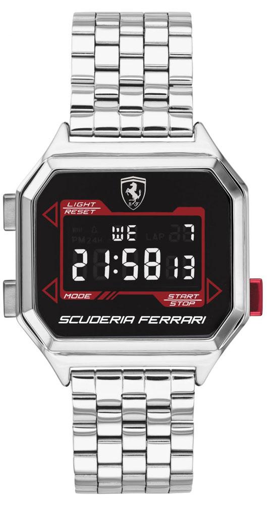 Scuderia Ferrari SF 0830703 DIGIDRIVE - zegarek męski