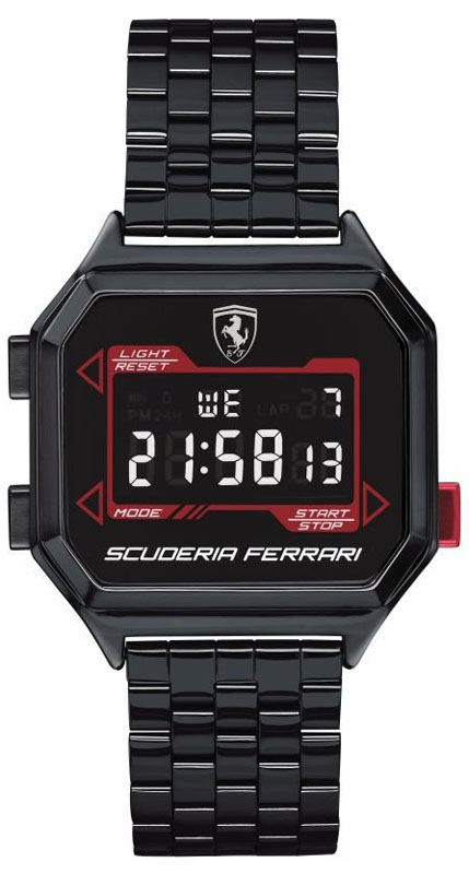 Scuderia Ferrari SF 0830704 DIGIDRIVE - zegarek męski