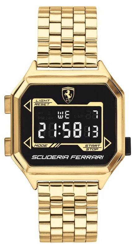 Scuderia Ferrari SF 0830705 DIGIDRIVE - zegarek męski