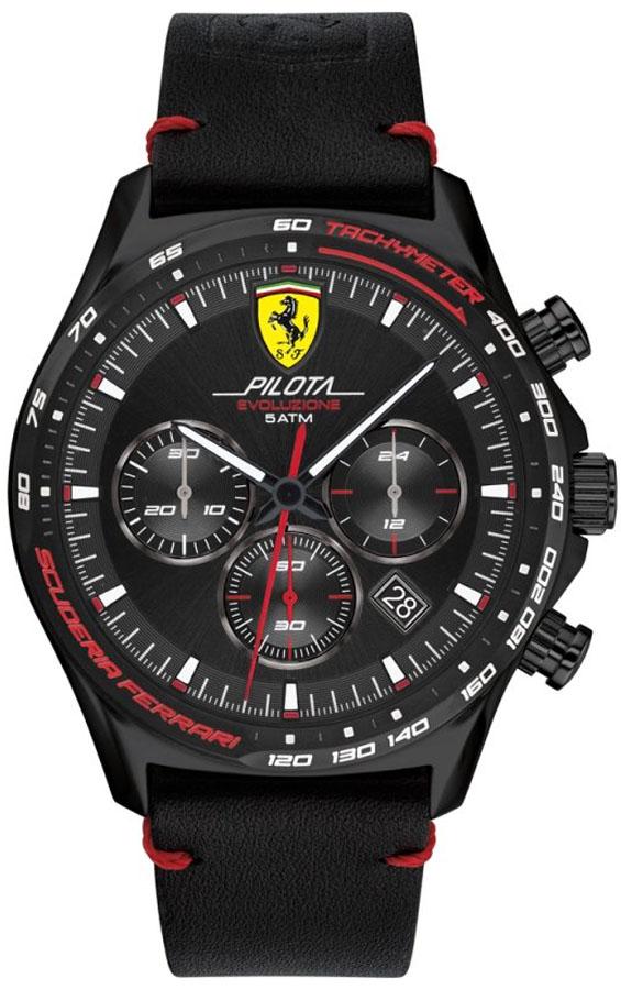 Scuderia Ferrari SF 830712 PILOTA EVO - zegarek męski