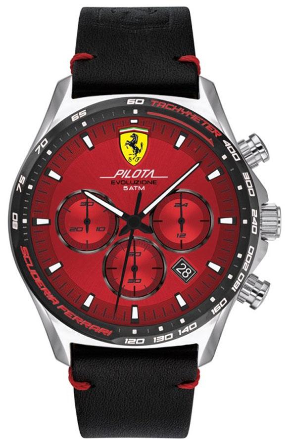 Scuderia Ferrari SF 830713 PILOTA EVO - zegarek męski