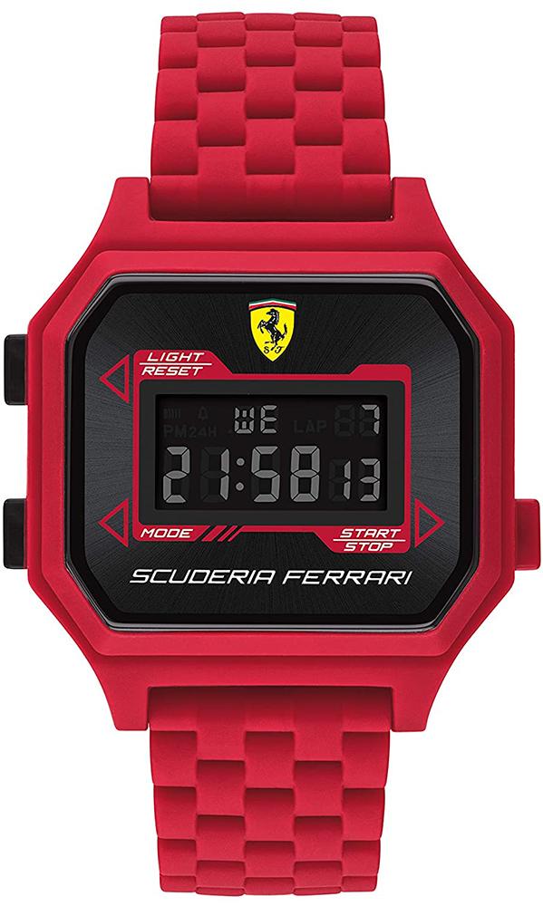 Scuderia Ferrari SF 830746 DIGIDRIVE - zegarek męski