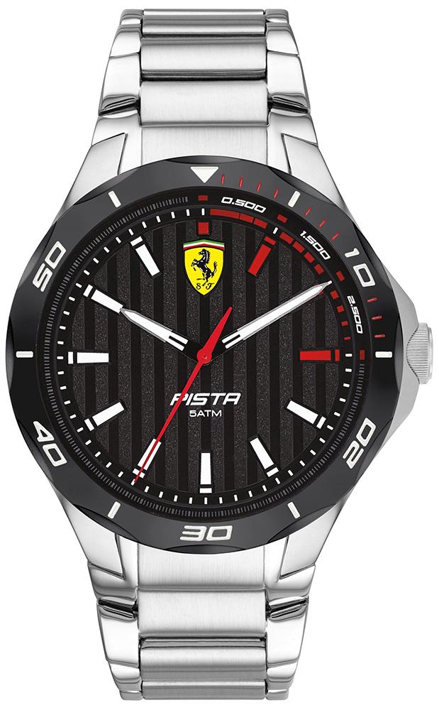 Scuderia Ferrari SF 830750 PISTA - zegarek męski