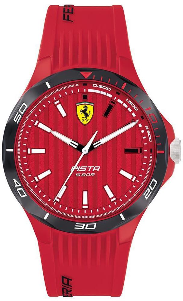 Scuderia Ferrari SF 830781 PISTA - zegarek męski