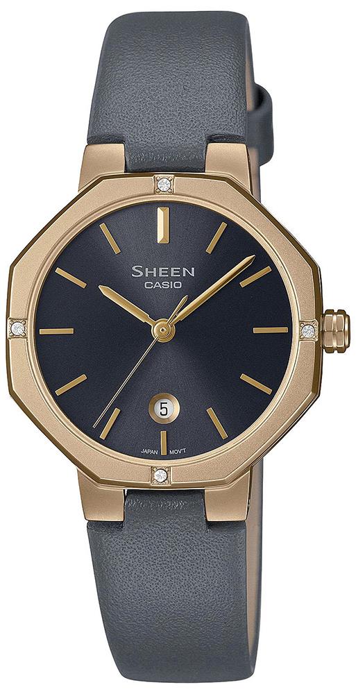 Casio Sheen SHE-4543GL-8AUER - zegarek damski