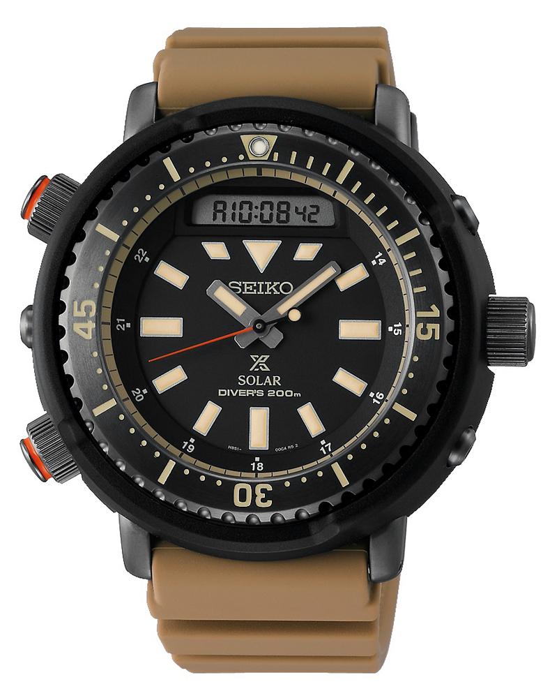 Seiko SNJ029P1 - zegarek męski