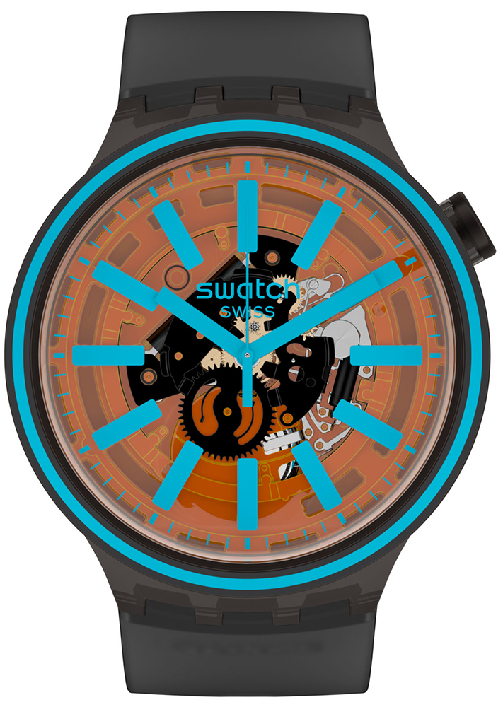 Swatch SO27B112 - zegarek unisex
