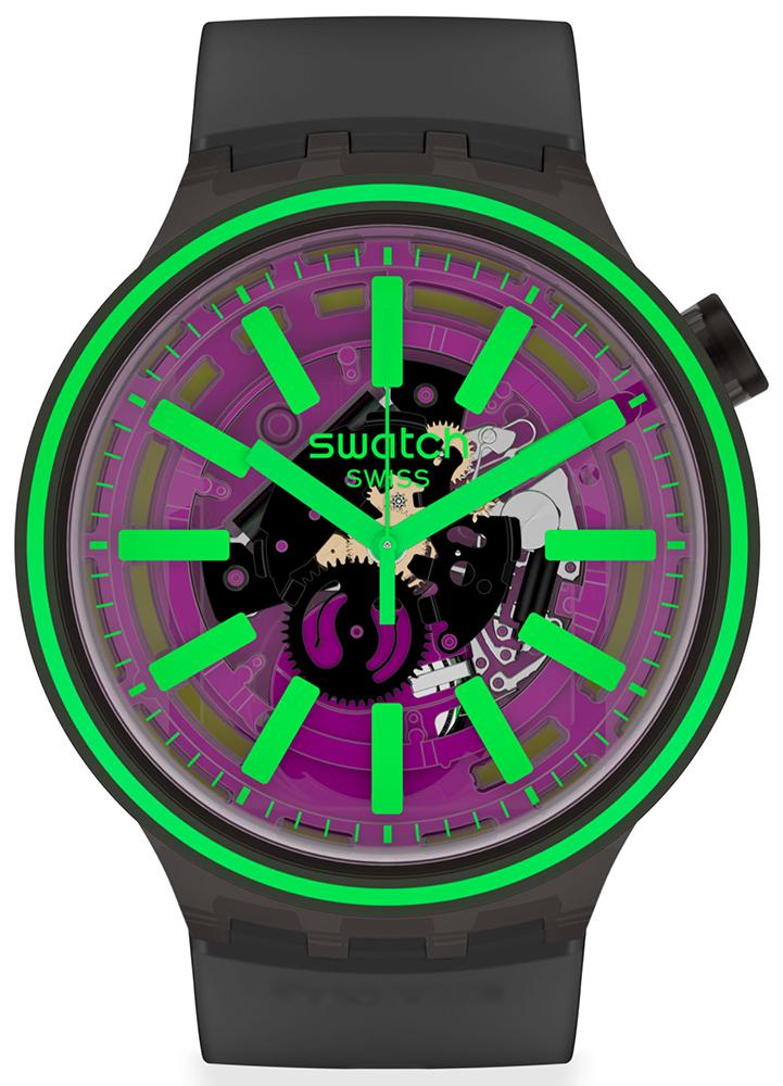 Swatch SO27B113 - zegarek unisex