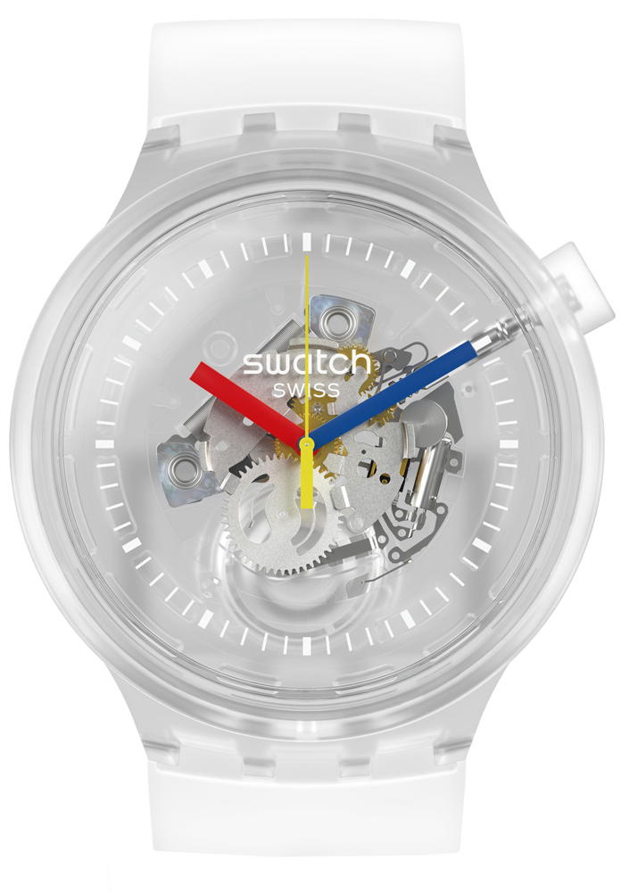Swatch SO27E100 - zegarek unisex