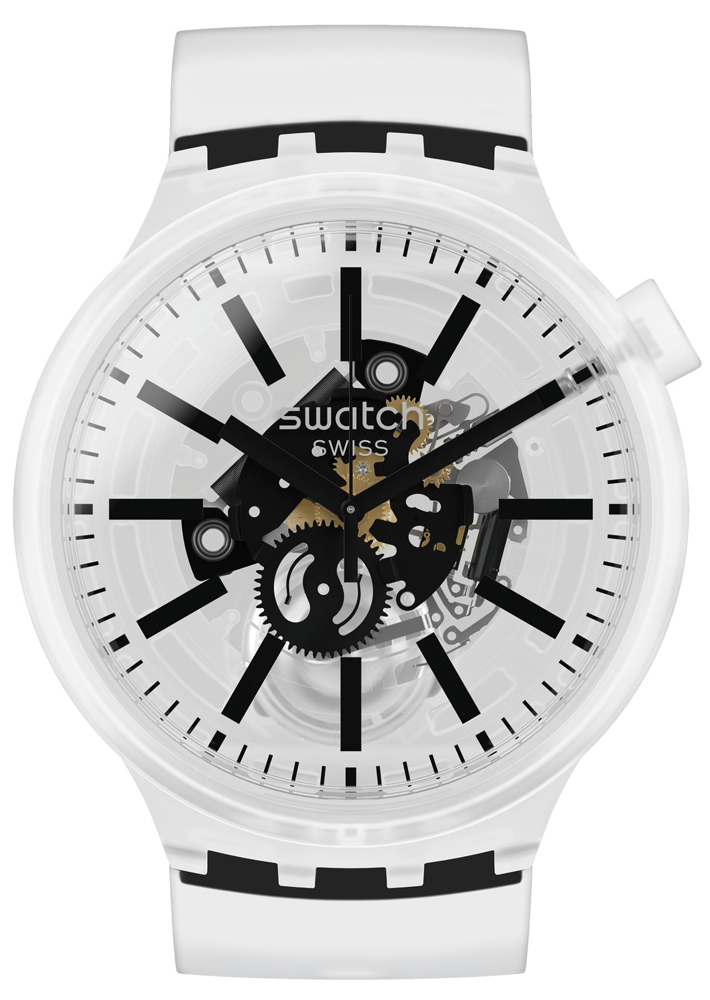 Swatch SO27E101 - zegarek unisex