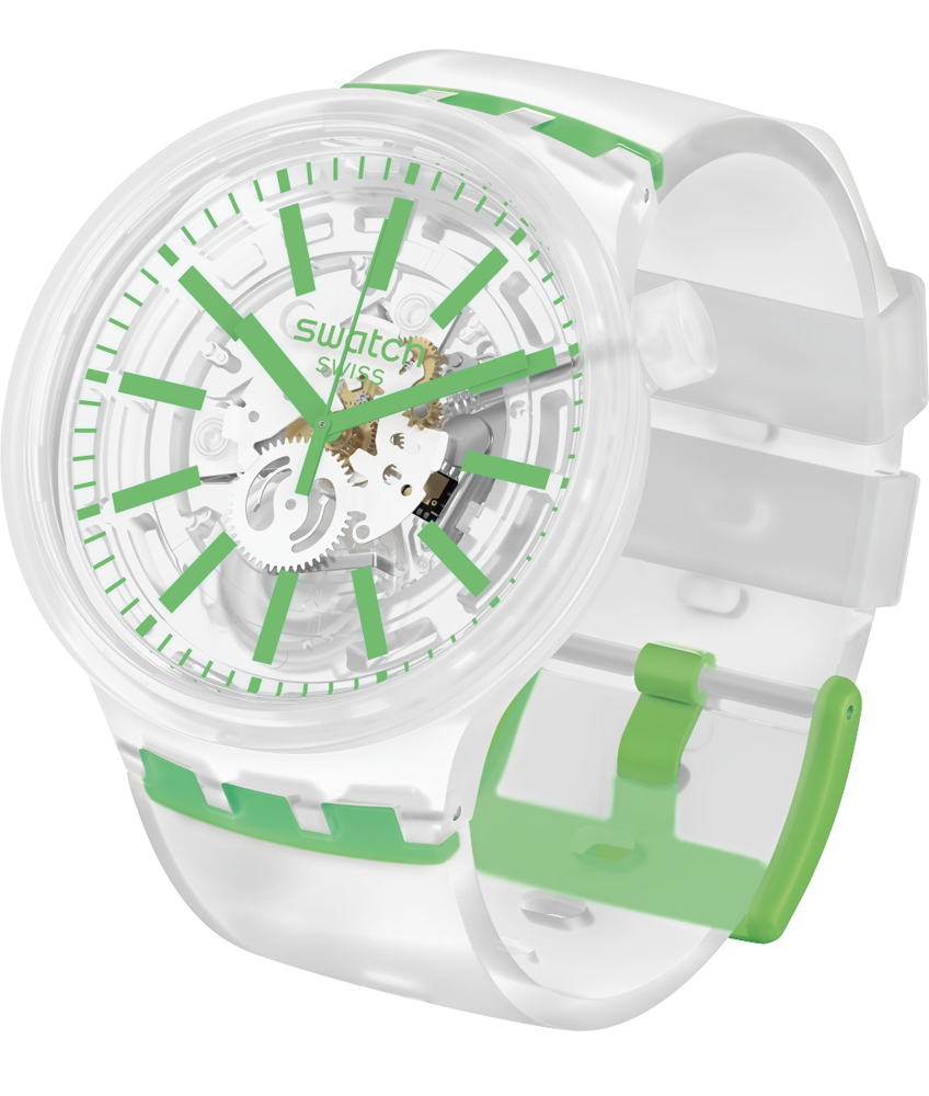 Swatch SO27E104 - zegarek unisex