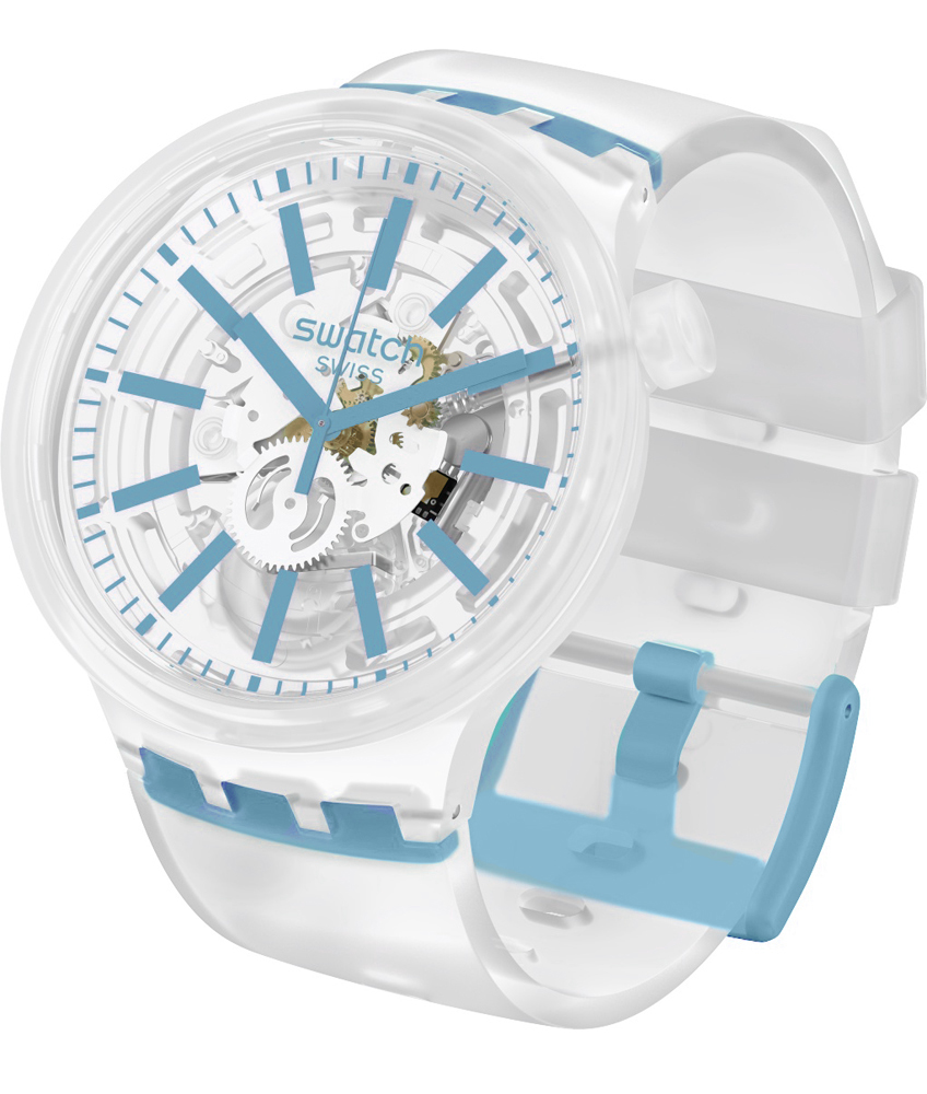 Swatch SO27E105 - zegarek unisex