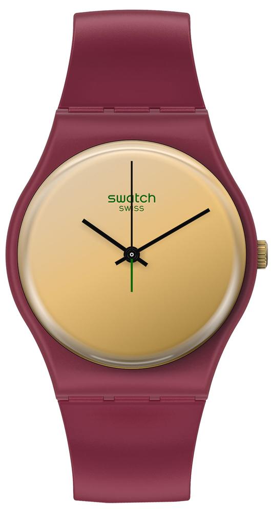 Swatch SO28R102 - zegarek damski