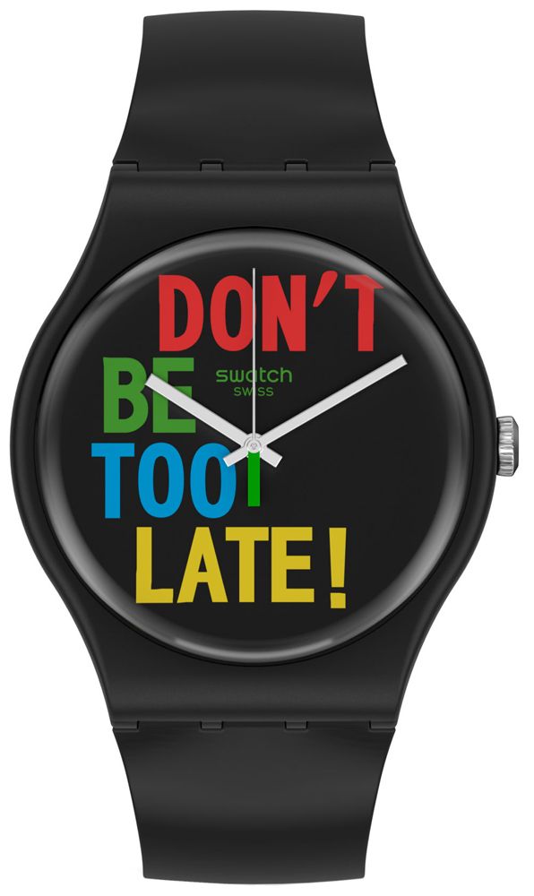 Swatch SO29B100 - zegarek unisex