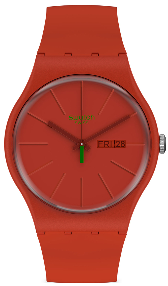 Swatch SO29R700 - zegarek męski