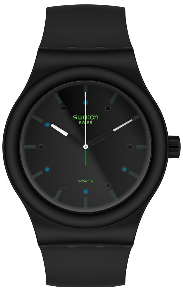 Swatch SO30B400 - zegarek męski