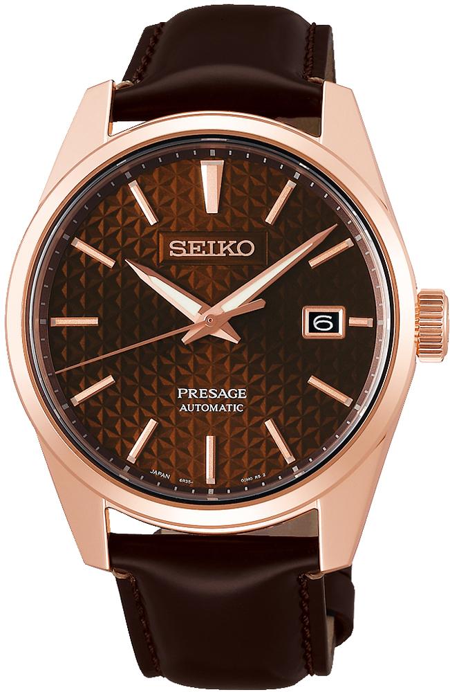 Seiko SPB170J1 - zegarek męski
