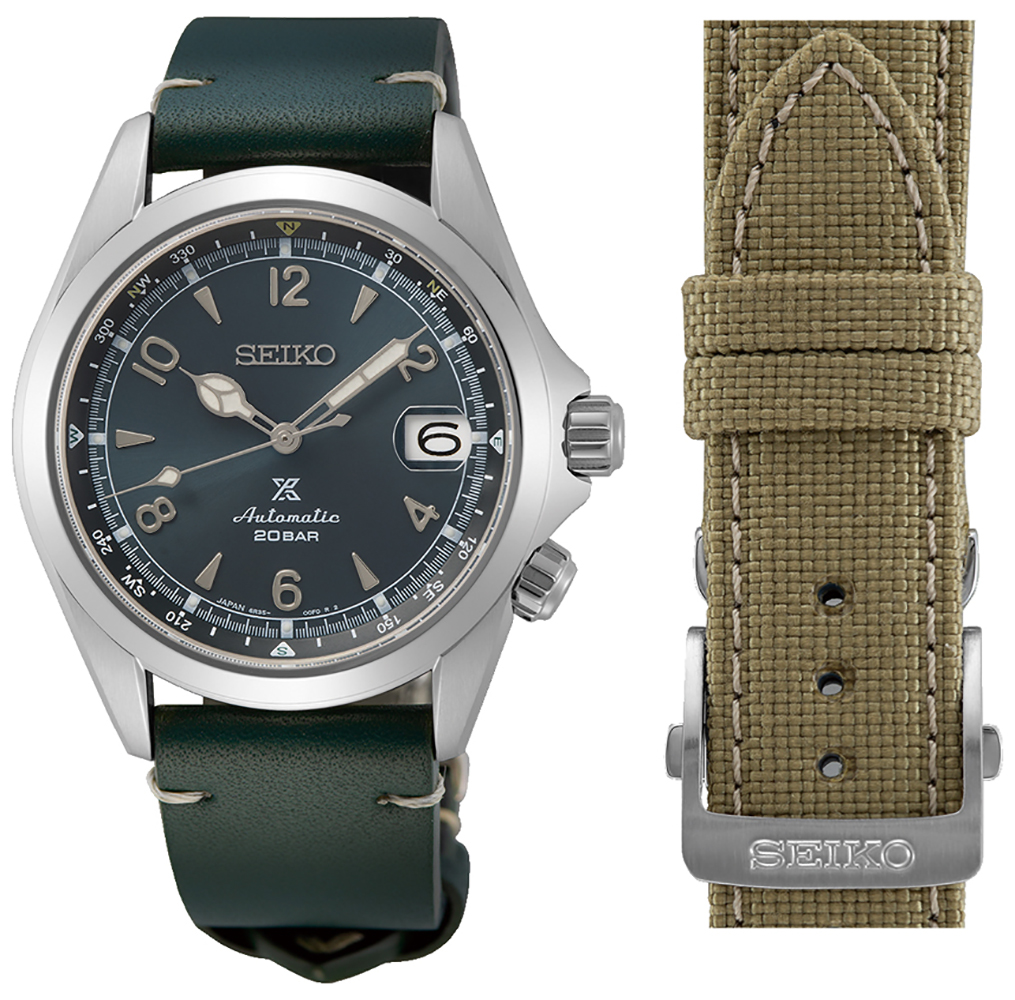 Seiko SPB199J1 - zegarek męski