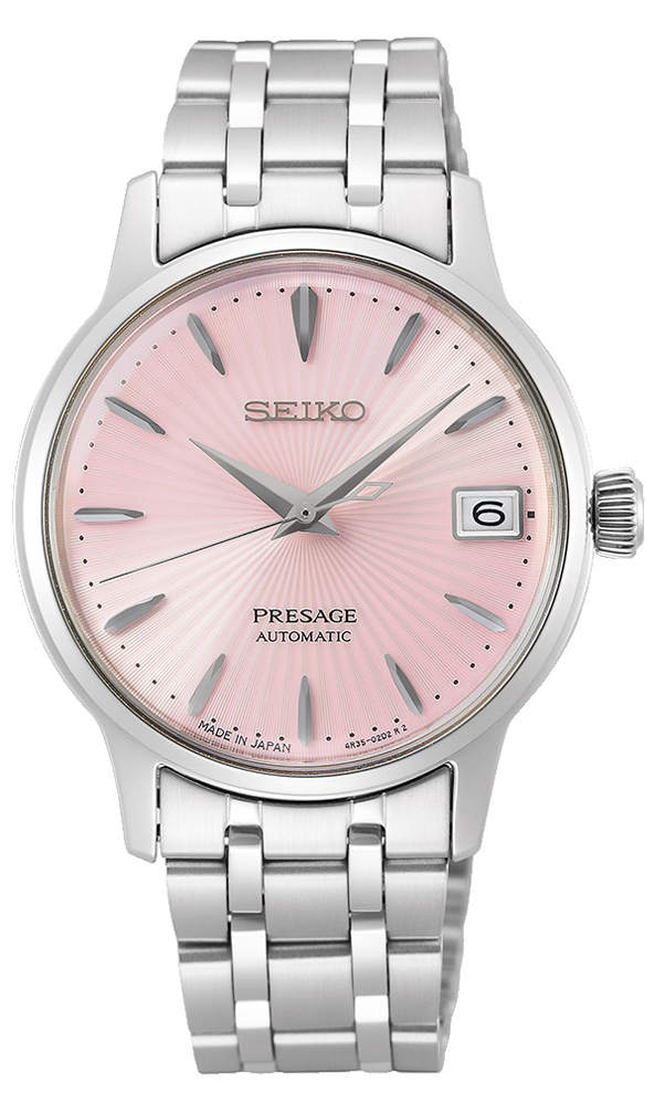 Seiko SRP839J1 - zegarek damski