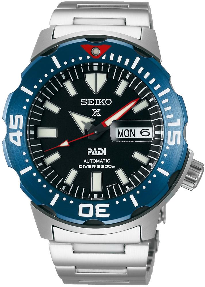 Seiko SRPE27K1 - zegarek męski