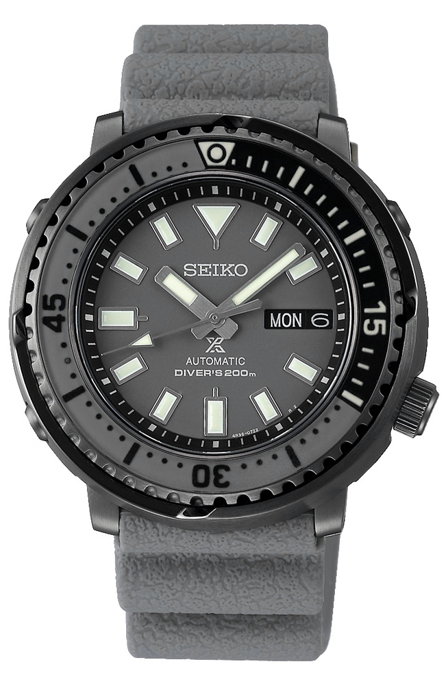 Seiko SRPE31K1 - zegarek męski