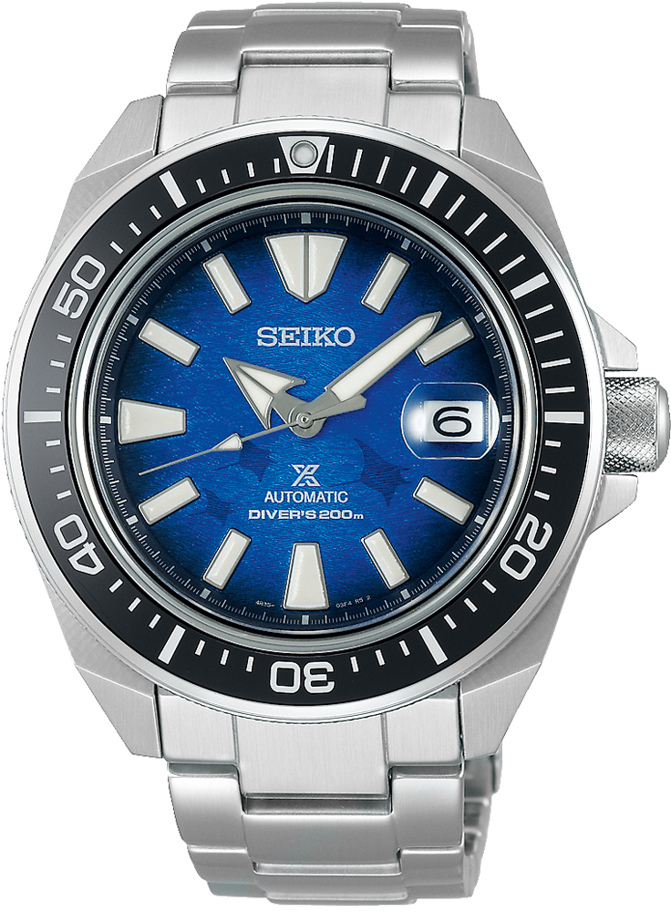 Seiko SRPE33K1 - zegarek męski