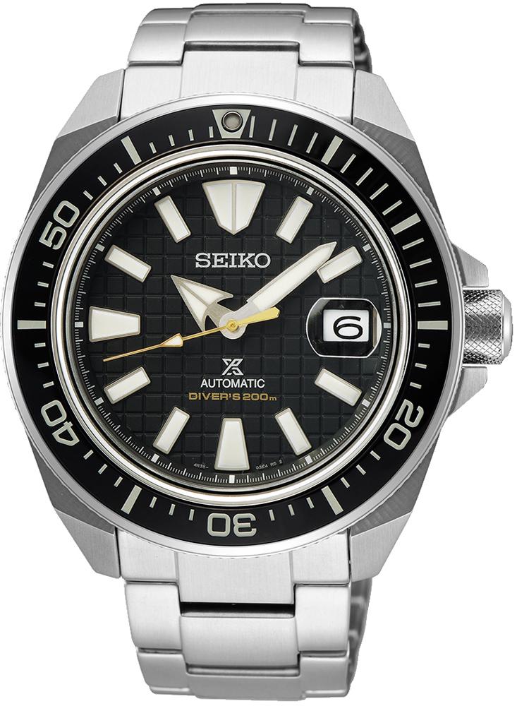 Seiko SRPE35K1 - zegarek męski