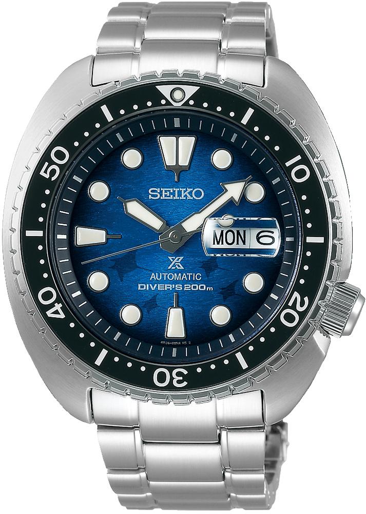 Seiko SRPE39K1 - zegarek męski