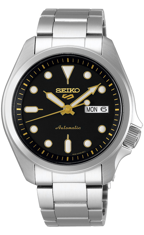 Seiko SRPE57K1 - zegarek męski