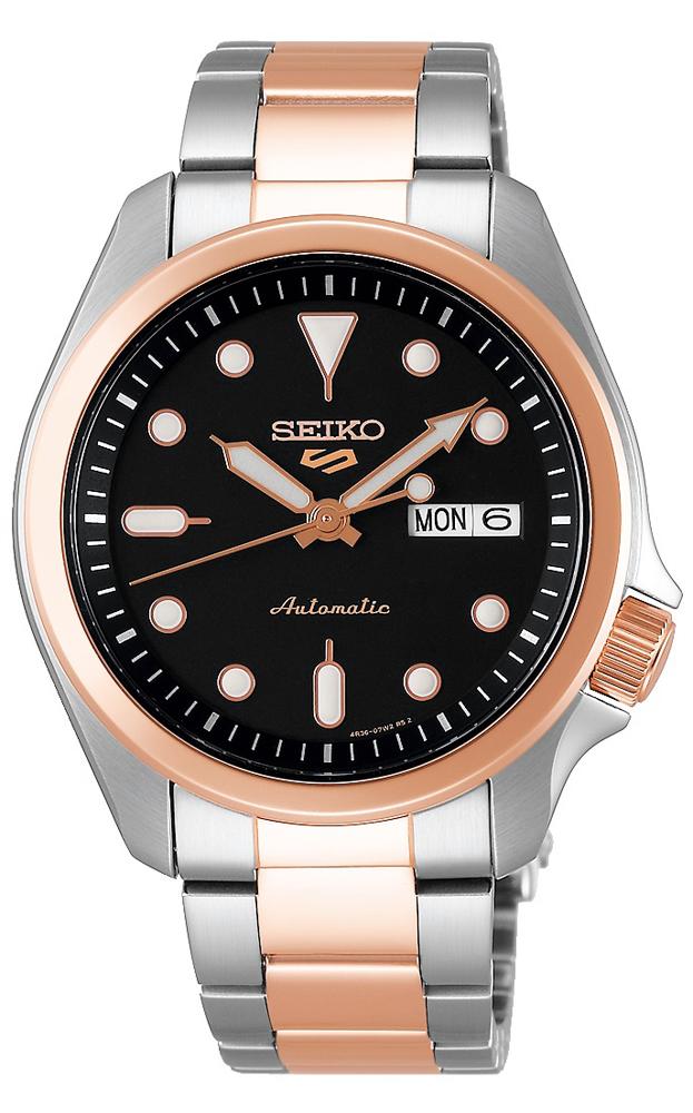 Seiko SRPE58K1 - zegarek męski