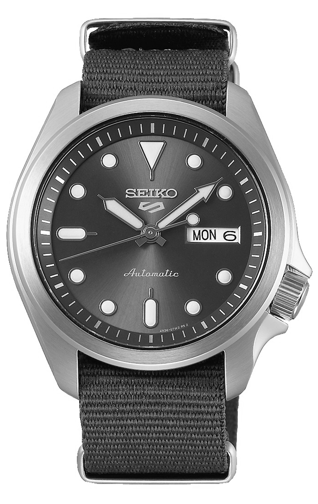 Seiko SRPE61K1 - zegarek męski