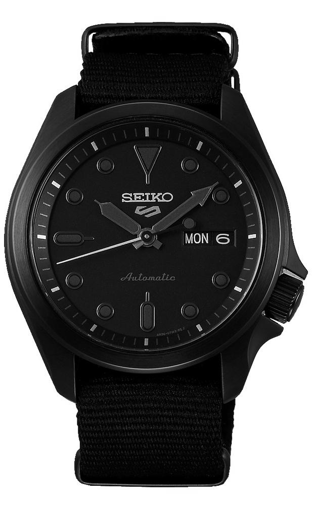 Seiko SRPE69K1 - zegarek męski