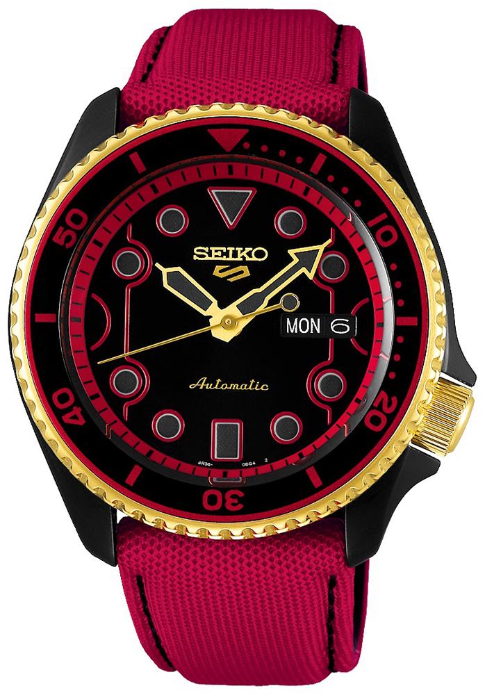 Seiko SRPF20K1 - zegarek męski