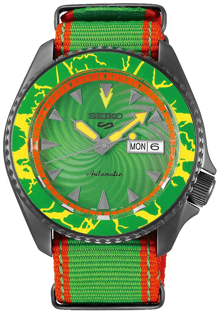 Seiko SRPF23K1 - zegarek męski