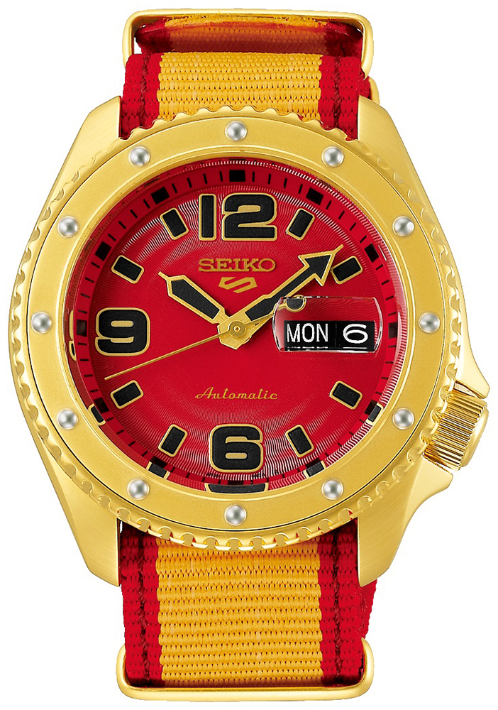 Seiko SRPF24K1 - zegarek męski
