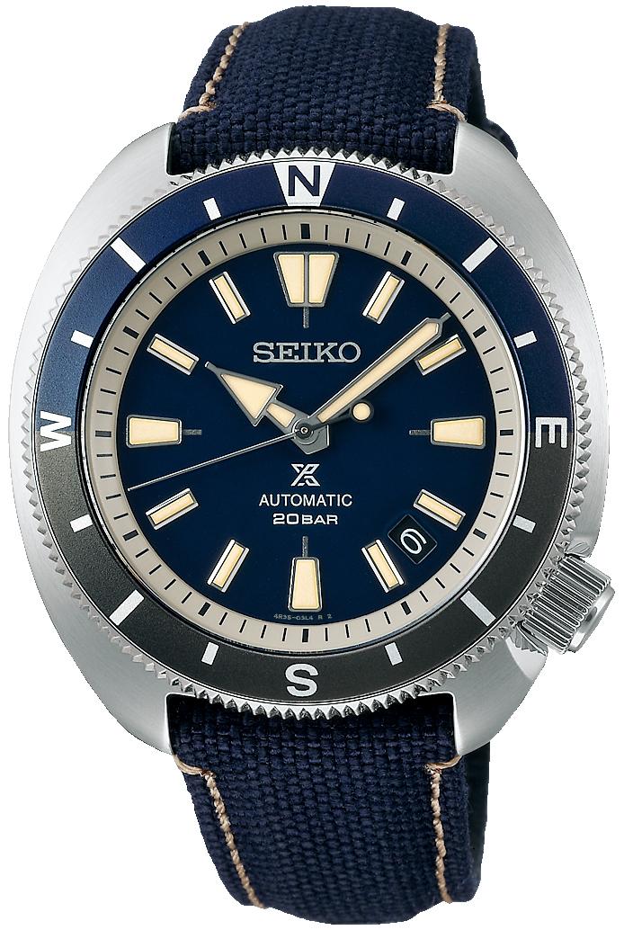 Seiko SRPG15K1 - zegarek męski