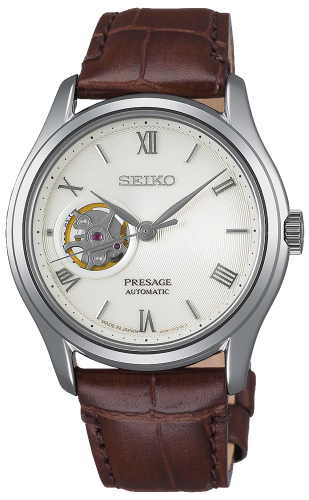 Seiko SSA413J1 - zegarek męski