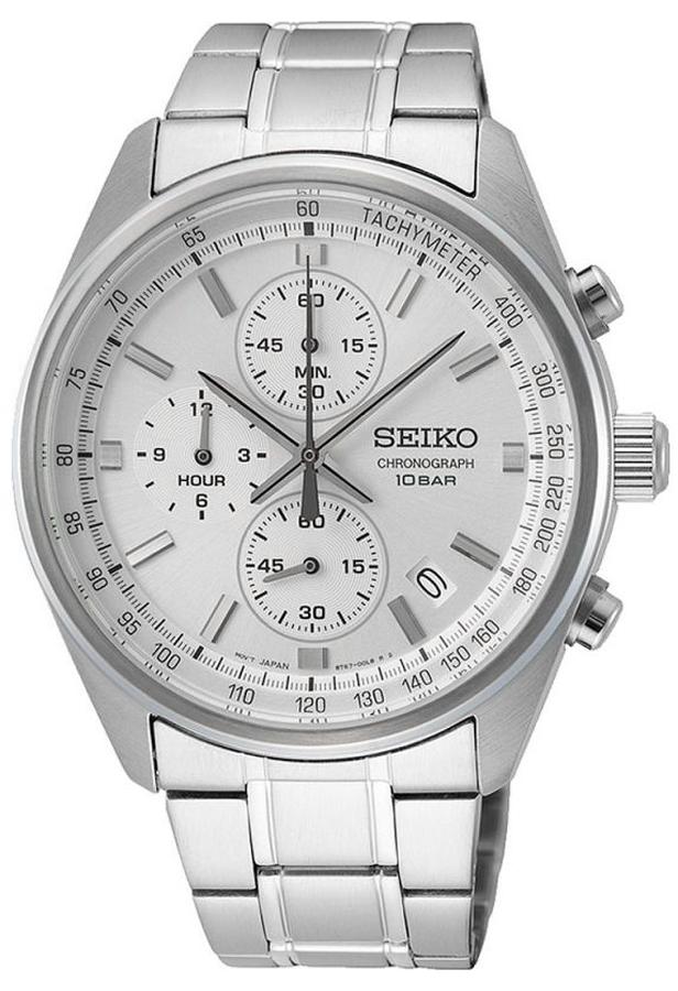 Seiko SSB375P1 - zegarek męski