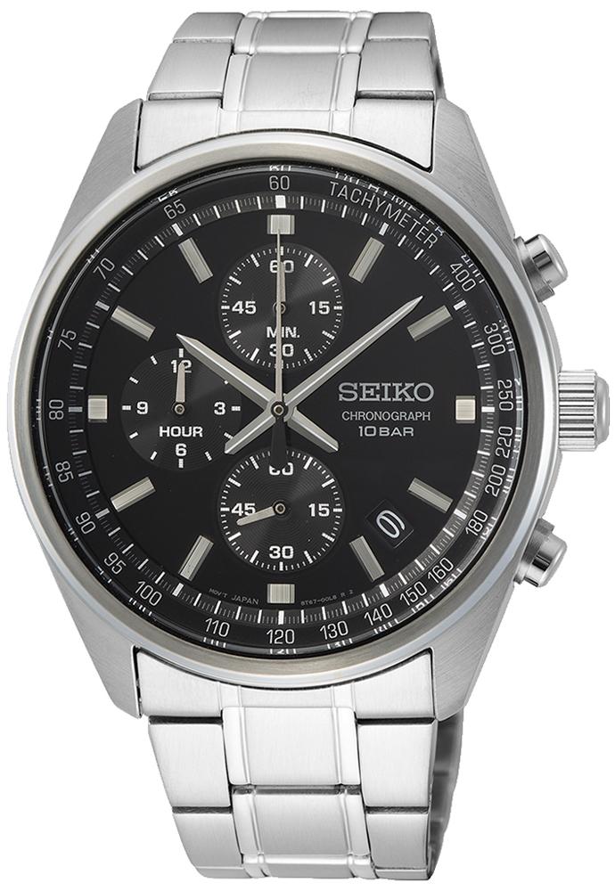 Seiko SSB379P1 - zegarek męski