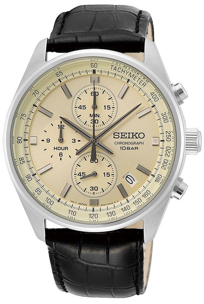 Seiko SSB383P1 - zegarek męski