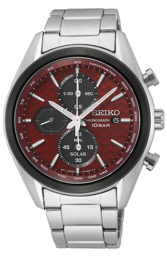 Seiko SSC771P1 - zegarek męski