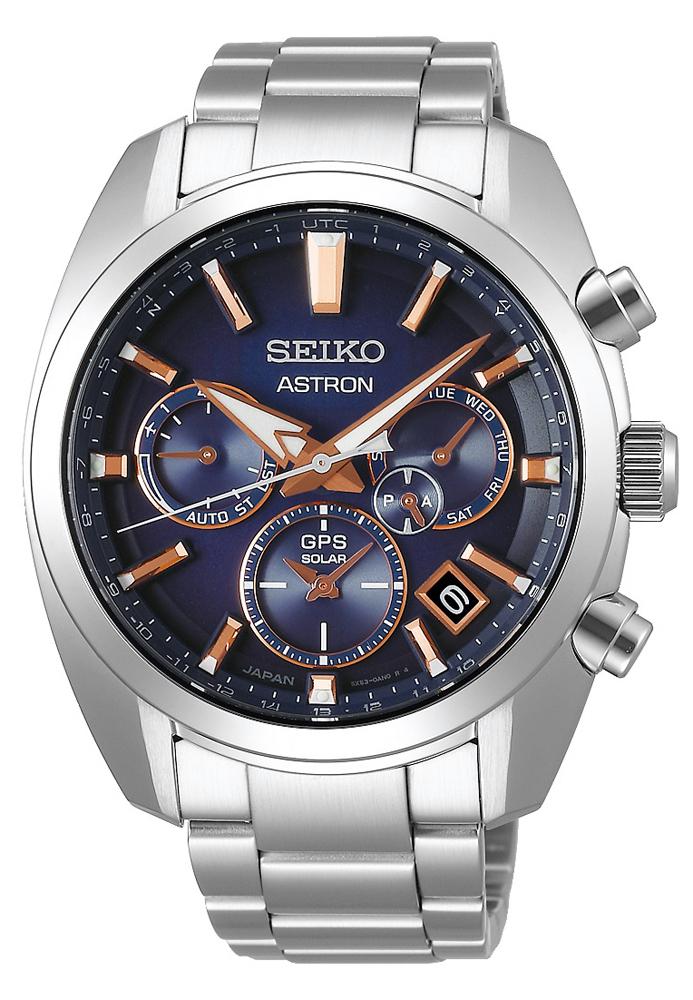Seiko SSH049J1 - zegarek męski