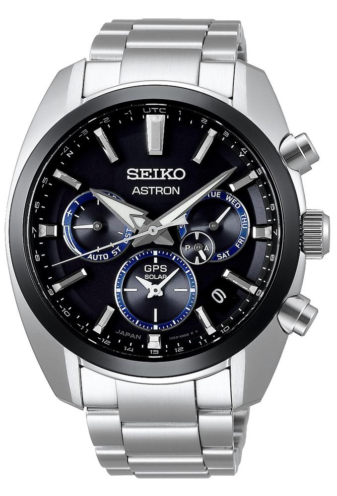 Seiko SSH053J1 - zegarek męski