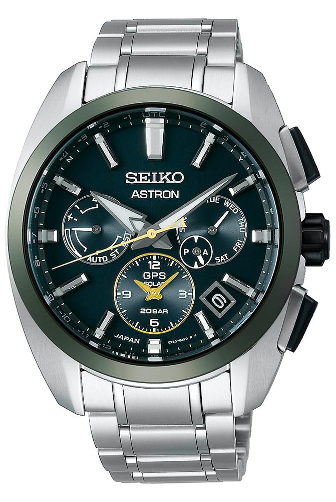 Seiko SSH071J1 - zegarek męski