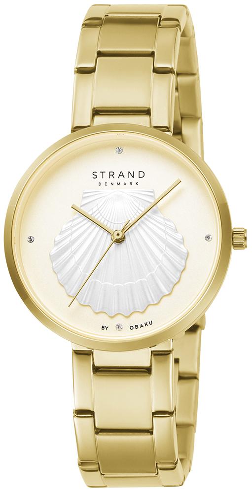 Strand S700LHGGSG-DOT - zegarek damski