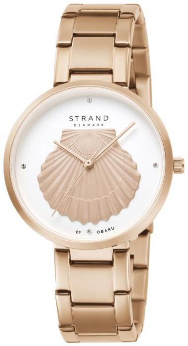 Strand S700LHVISV-DOT - zegarek damski