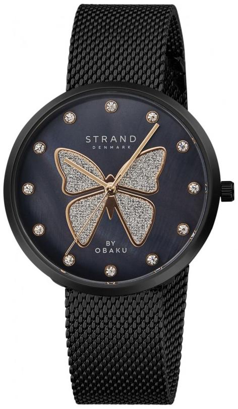 Strand S700LXBBMB-DB - zegarek damski
