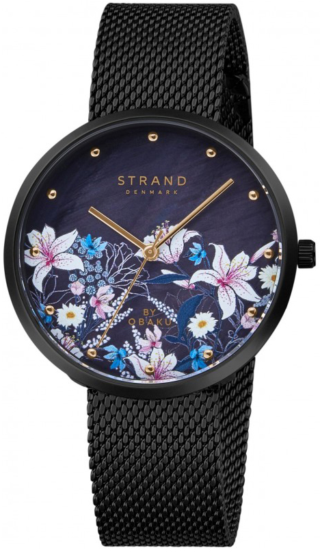 Strand S700LXBBMB-DF - zegarek damski
