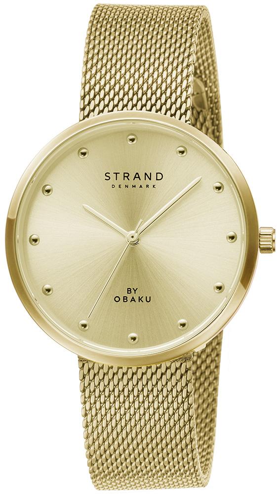 Strand S700LXGGMG-DC - zegarek damski