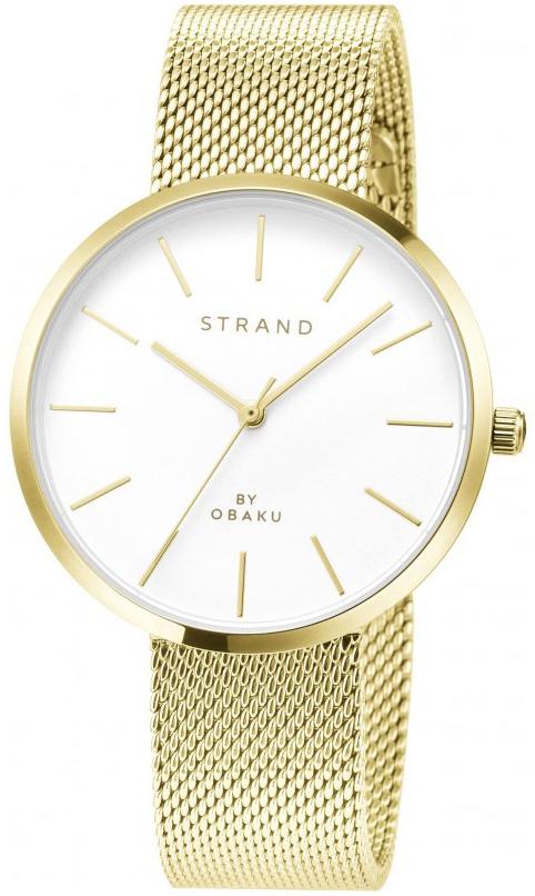 Strand S700LXGIMG - zegarek damski